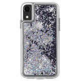 Glitter silver case for iPhone XR from Casemate Australia. Shop online & save shipping only at syntricate