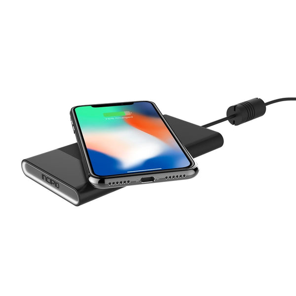 INCIPIO GHOST QI 15W 3-COIL WIRELESS CHARGING PAD FOR QI-ENABLED DEVICES