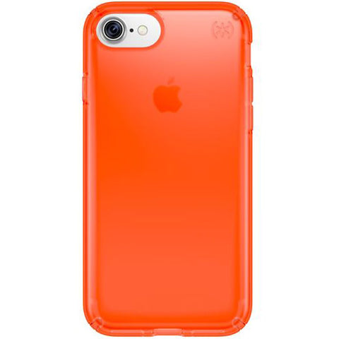 Shop Australia stock SPECK PRESIDIO CLEAR NEON IMPACTIUM CASE FOR iPHONE 8/7/6S -TANGERINE ORANGE with free shipping online. Shop Speck collections with afterpay