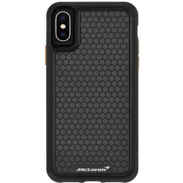 Grab it fast MCLAREN CARBON FIBER CASE FOR IPHONE XS/X - BLACK FROM CASEMATE with free shipping Australia wide.