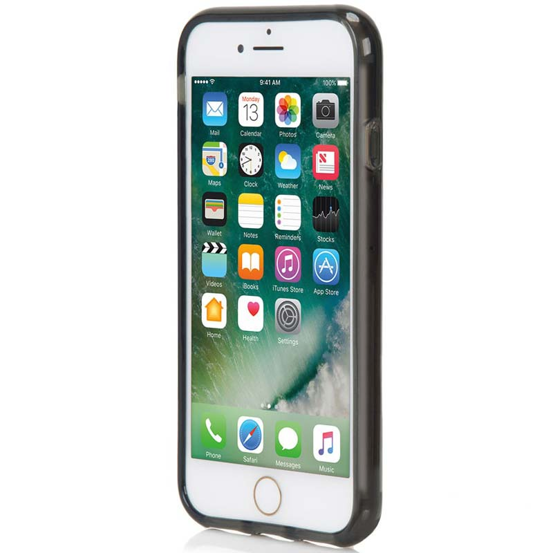 INCIPIO OCTANE PURE TRANSLUCENT CO-MOLDED CASE FOR IPHONE 8 PLUS/7 PLUS - SMOKE Australia Stock