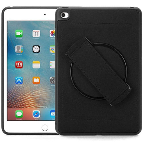buy genuine Griffin AirStrap 360 Built-in Rotating Hand Strap Case for iPad mini 4 - Black australia