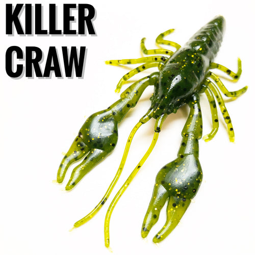 Killer Craw - Buck's Custom Lures