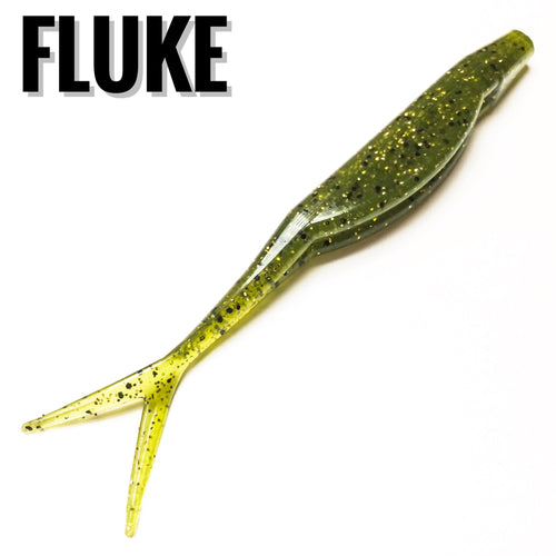 Fluke - Buck's Custom Lures