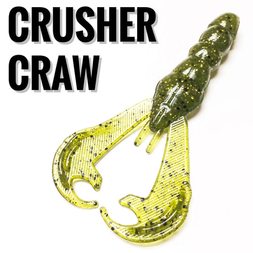 Crusher Craw - Buck's Custom Lures