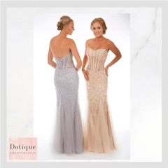 pf9492 Prom frocks dress at Dotique prom shop chesterfield derbyshire