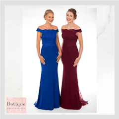 pf9497 prom dress in blue and wine colurs. stunning  Lace prom dress.