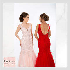 best prom dress shop uk red dress