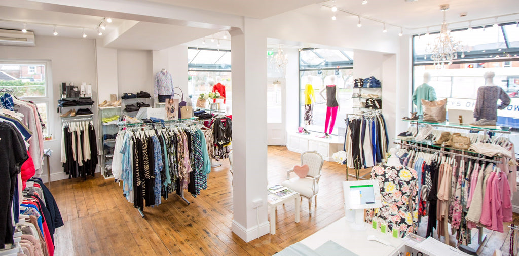 Dotique the ladies fashion boutique chesterfield masai, A postcard from brighton, mos mosh, jeans, dresses, tops,