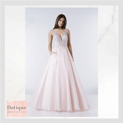 dotique prom chesterfield derbyshire prom dress pink dress