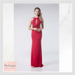 red prom dress dotique chesterfield