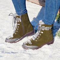 EMU W12049 Waldron Waterproof Dark Olive Boot PAIR