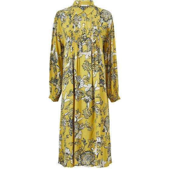 Oil Yellow Nicky Dress