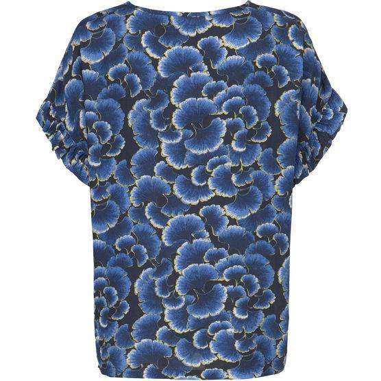 Earleen Navy Org Top
