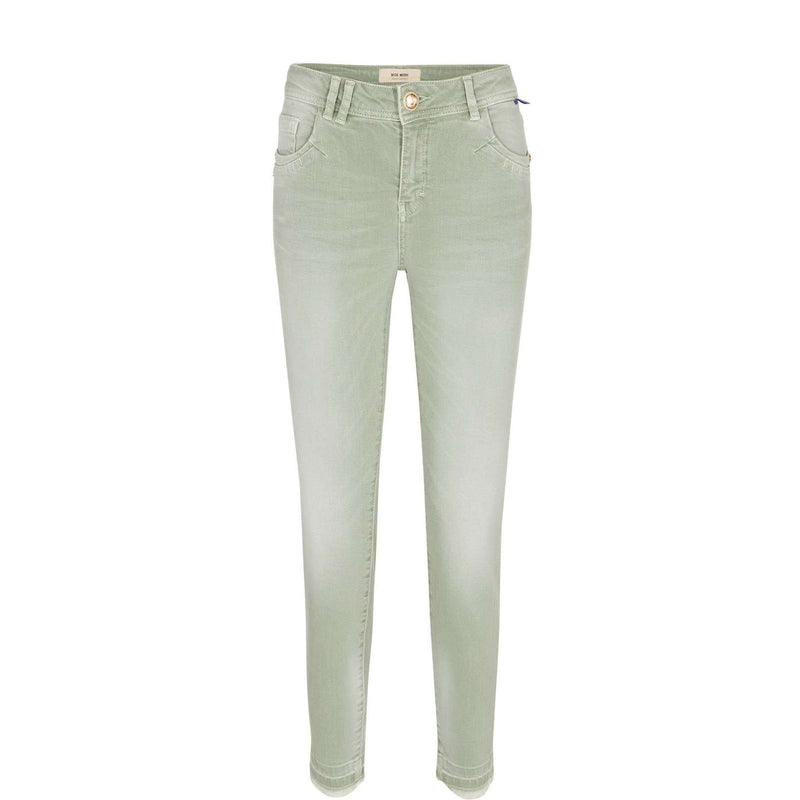 Sumner Sage Green Soft Trouser