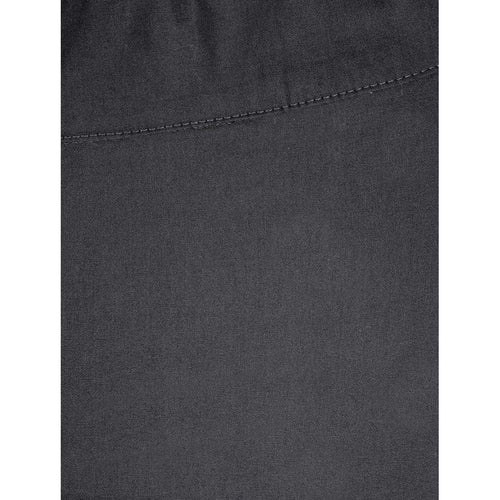 7/8 Taper Trapeze Trouser - Navy