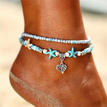 Shells Series Jewelry - Beach Inspired Anklets