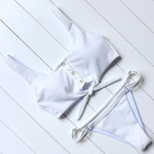 Button Up Bikini (4 Colors)