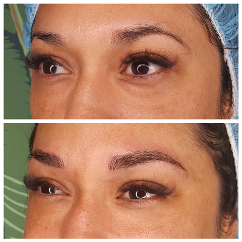 Microblading Permanent makeup pflugerville