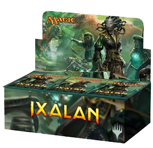 Magic the Gathering CCG: Ixalan Booster Box