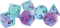 Sirius Dice RPG Set (7): Peacock Glowworm
