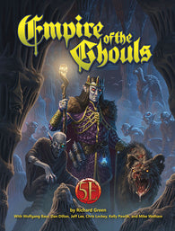 Dungeons & Dragons RPG: Empire of the Ghouls (HC)