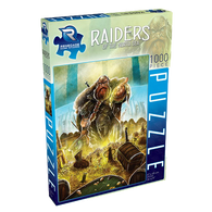 Raiders of the North Sea: Puzzle