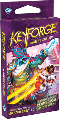 KeyForge: Worlds Collide Deck