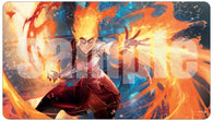Magic the Gathering: War of the Spark Japanese Atl. Art Playmat - Chandra