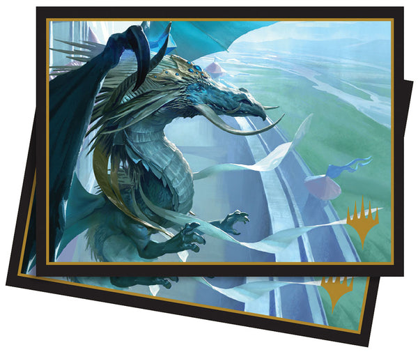 Magic the Gathering: Elder Dragon Deck Protector Sleeves (100) Arcades, the Strategist