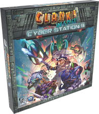 Clank! In Space - Cyberstation 11 Expansion