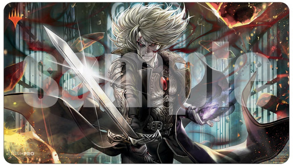 Magic the Gathering: War of the Spark Japanese Atl. Art Playmat - Sorin