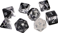 Sirius Dice RPG Set (7): Clubs