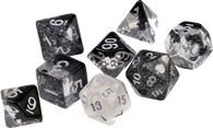 Sirius Dice RPG Set (7): Spades