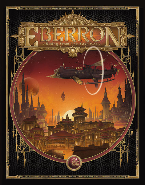 Dungeons and Dragons RPG: Eberron - Rising from the Last War Alternate Cover (LE)