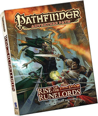 Pathfinder RPG: Adventure Path - Rise of the Runelords Anniversary Edition (Pocket Edition) (1st Edition)