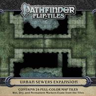 Pathfinder RPG: Flip-Tiles - Urban Sewers Expansion