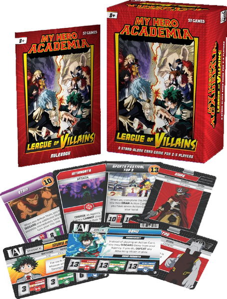 My Hero Academia: League of Villains