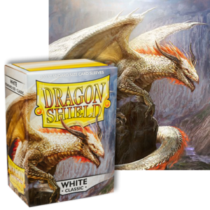 Dragon Shields: (100) White