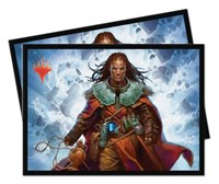 Magic the Gathering: Commander Standard Deck Protectors V3 2019 (100)