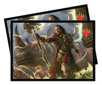 Magic the Gathering: Commander Standard Deck Protectors V4 2019 (100)