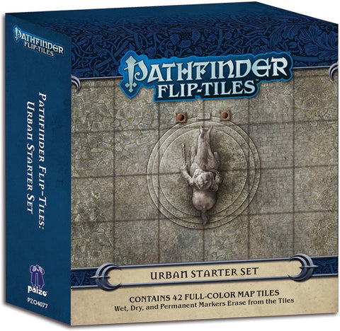 Pathfinder RPG: Flip-Tiles - Urban Starter Set