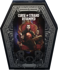 Dungeons & Dragons RPG: Curse of Strahd Revamped