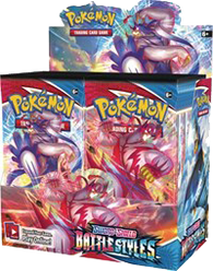 Pokemon TCG: Sword & Shield - Battle Styles Booster Box