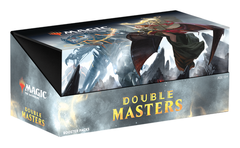 Magic the Gathering CCG: Double Masters Booster Box