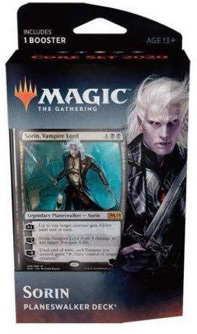 Magic the Gathering: Core Set 2020 Planeswalker Deck