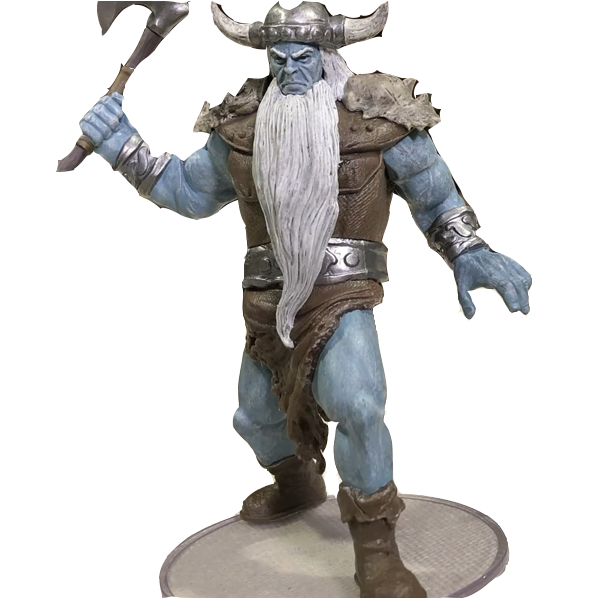 D&D Icewind Dale: Rime of the Frostmaiden #044 Frost Giant (R)