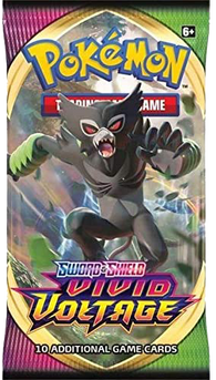 Pokemon TCG: Sword & Shield - Vivid Voltage Booster