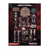 D & D: Icons of the Realms Set 11 Waterdeep - Dungeon of the Mad Mage Halaster`s Lab Preimum Set