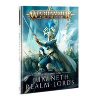 Warhammer Age of Sigmar: Order Battletome - Lumineth Realm-Lords